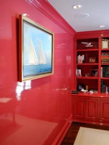 Painting Over Gloss For A High Sheen Finish Diy Crafts